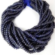 Corundum_dyed_blue_beads_by_ariyangems