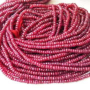 Corundum_dyed_red_beads_by_ariyangems