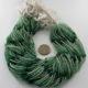 Green_Calcedony_Shaded_Beads_By_Ariyangems