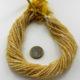 Yellow_Calcite_Shaded_Beads_By_Ariyangems