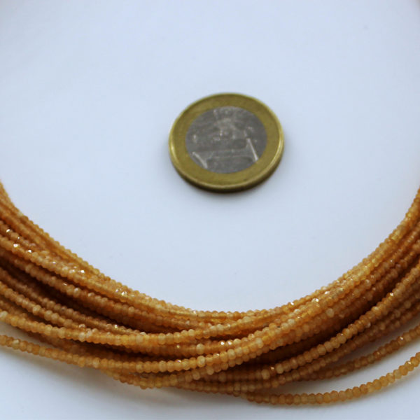 Yellow_Aventurine_Tyre_Faceted_Beads